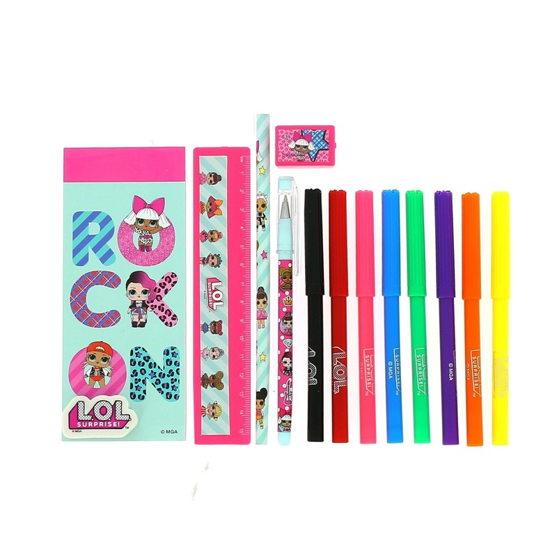 L.O.L. Surprise Deluxe Stationery Set
