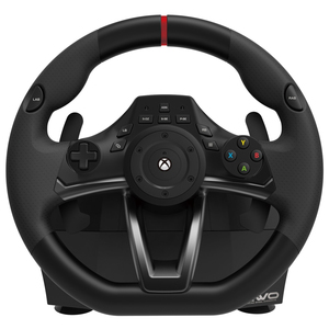 Hori 512245 Gaming Controller Steering Wheel + Pedals Xbox One Black