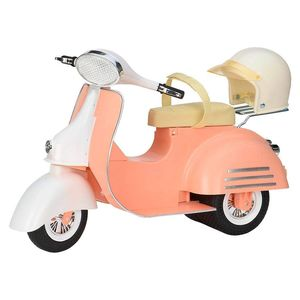 Scooter Ivory Peach