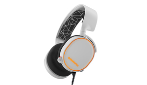 Steelseries Arctis 5 White Gaming Headset