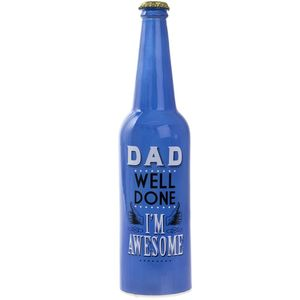 Led Bottle Dad L'M Awesome