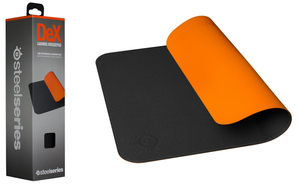 Steelseries Dex Black,Orange