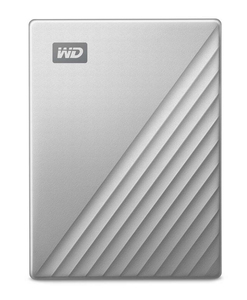 Western Digital My Passport Ultra external hard drive 1000 GB Black,Silver
