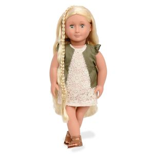 Hairgrow Doll Blonde