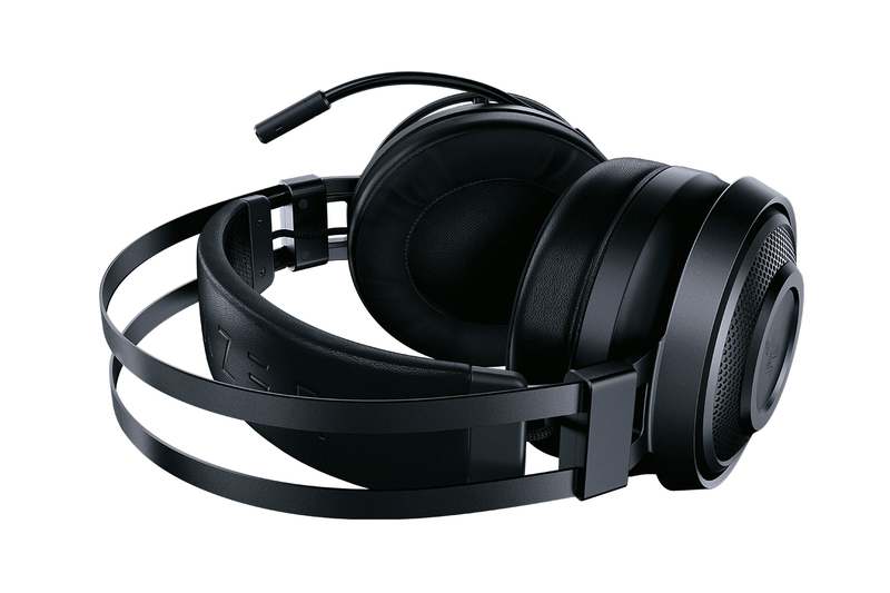 Razer Nari Essential Binaural Head-Band Black