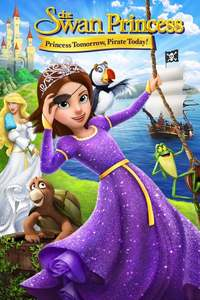THE SWAN PRINCESS PRINCESS TOMORROW PIRA