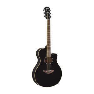 Yamaha APX600 Electric-Acoustic Guitar Black