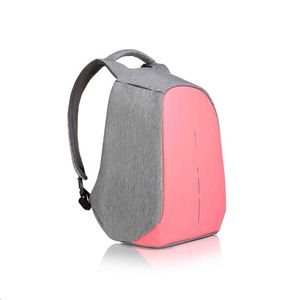 Bobby compact antitheft backpack coralet