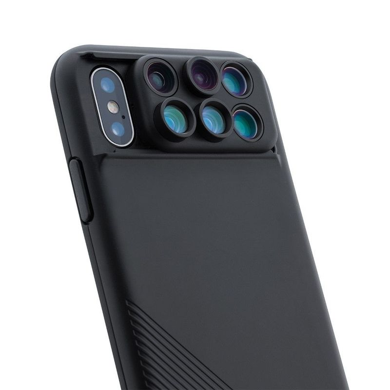 Shiftcam 2 0 6 In 1 Travel Set For Iphone X