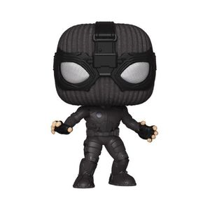 Pop Marvel Spiderman Far From Home Spiderman Stealth Suit