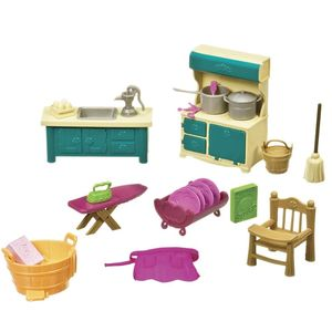 Kitchenette & Housekeeping set