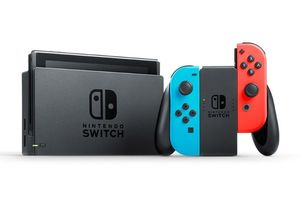 Nintendo Switch Color Console Just Dance 19