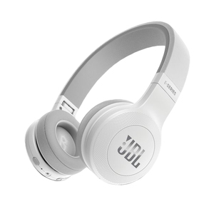 JBL E45 White Bluetooth On-Ear Headphones