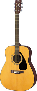 Yamaha F310Nt Acoustic Guitars Brown