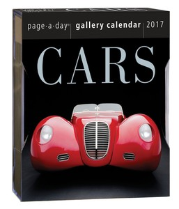 Cars Page A Day Gallery Calendar 2017