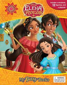 My Busy Books: Elena Of Avalor