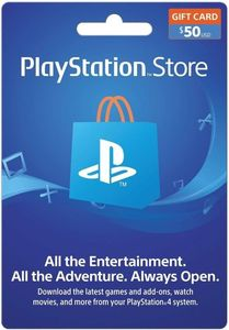 Playstation Network 50 Psn Card Us Store