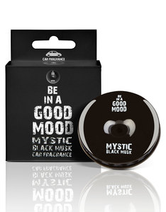 Good Mood Mystic Black Musk Car Fragrance 0.52 Oz.