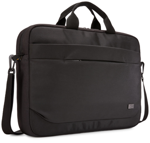 "6"" Attaché notebook case 39.6 cm (15.6"") Messenger case Black"
