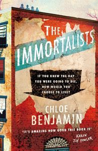 The Immortalists The New York Times Topten Bestseller