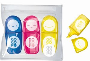 GoGoPo Character Highlighters 3s