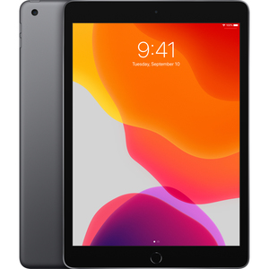 iPad 10.2-Inch Wi-Fi 128GB Grey