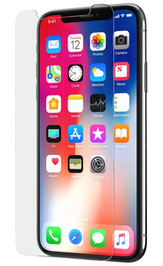 Tech21 Evo Glass Screen Protector for iPhone X