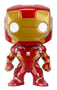 Funko Pop Marvel Cap America 3 Iron Man 3 3 4I