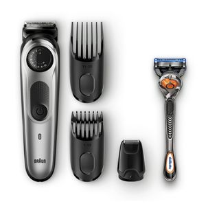 Braun Silk-ÉPil 5 Wet&Dry Bt5065 Beard Trimmer Black