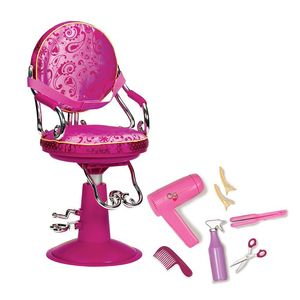 Salon Chair Pink