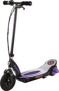 Power Core E100 Electric Scooter Purplealuminum Deck