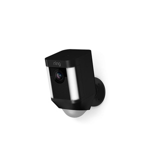 Ring Cam Battery - Black Ip Security Camera Outdoor Box Wall 1920 X 1080 Pixels