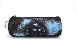 Batman Round Pencil Case