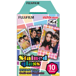 Fujifilm P10Gm51208A 10Pc(S) 54 X 86mm Instant Picture Film