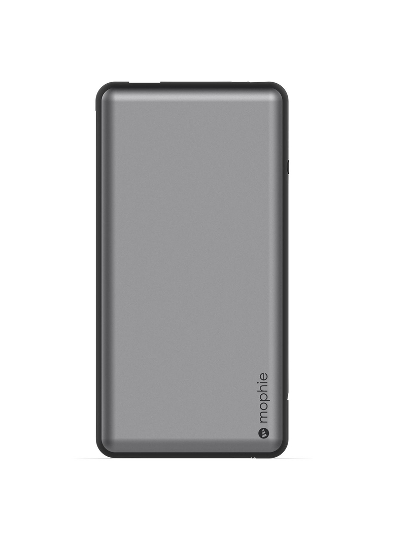 sale retailer 03618 ae404 Mophie Powerstation Plus Space Grey 12000MaH With Lightning Connector Power  Bank
