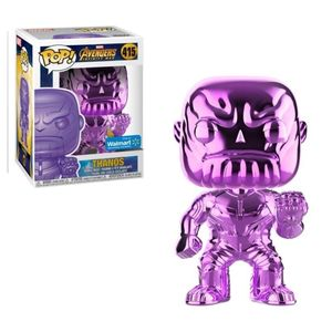 Pop Marvel Infinity War Thanos Pu Ch Exc
